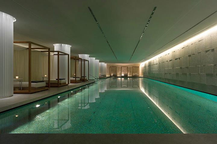 Bvulgari Hotel a Londra - Grassi Pietre