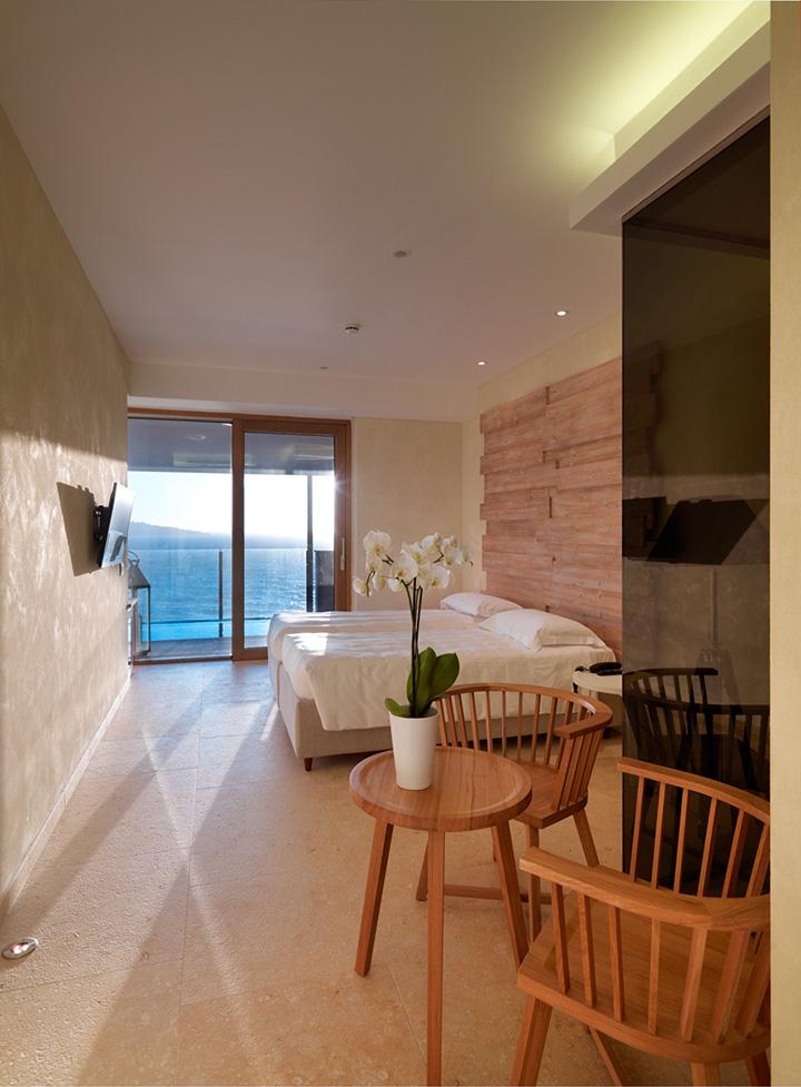 Laqua Spa & Terrace Suites a Sorrento - Grassi Pietre