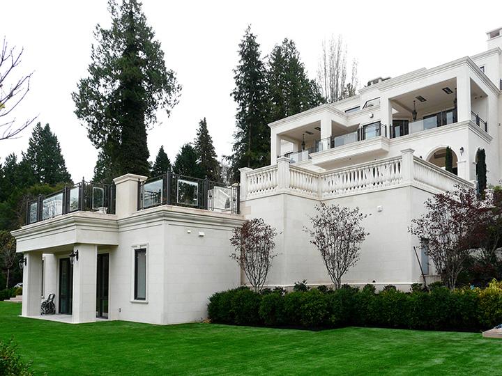 Villa privata a Vancouver - Grassi Pietre
