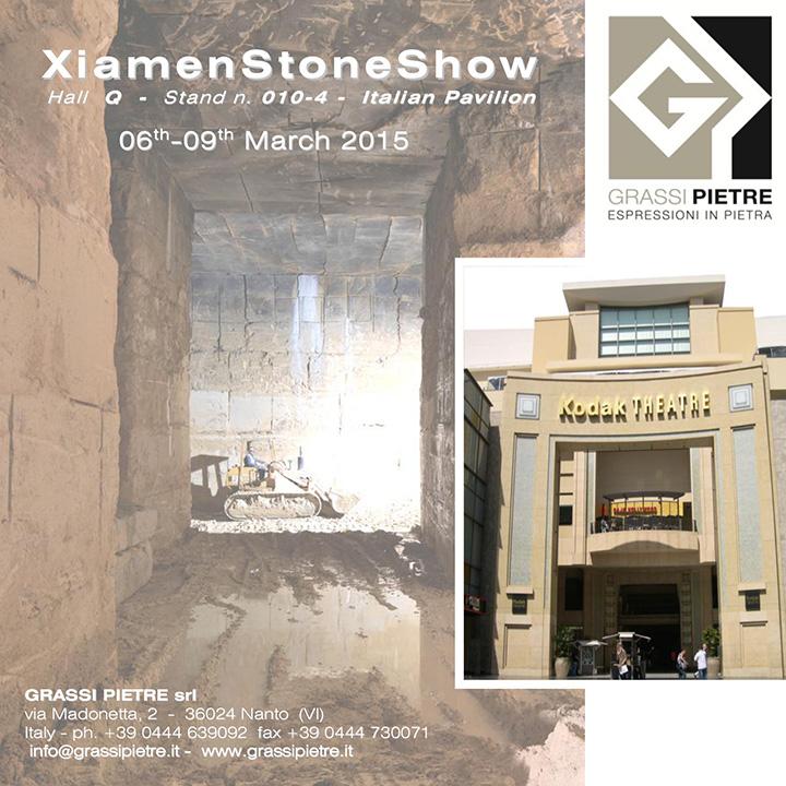 Xiamen Stone Show 2015