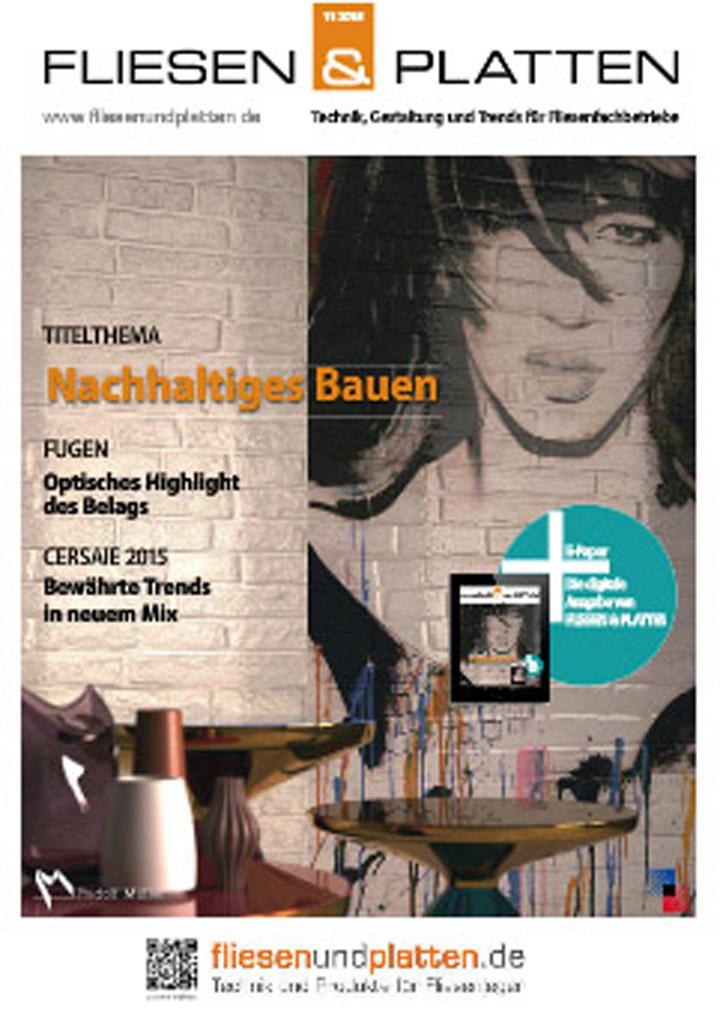 Fliesen&Platten - Novembre 2015