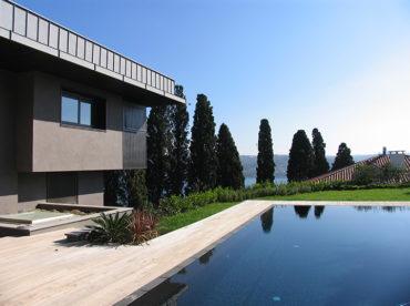 Casa privata a Istanbul – Esterni