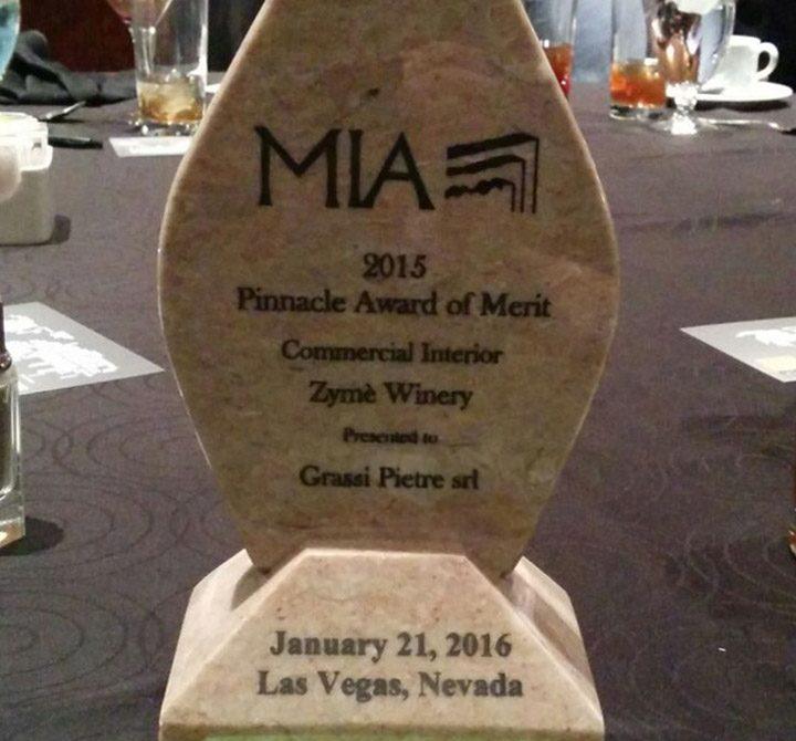 Pinnacle Award 2015