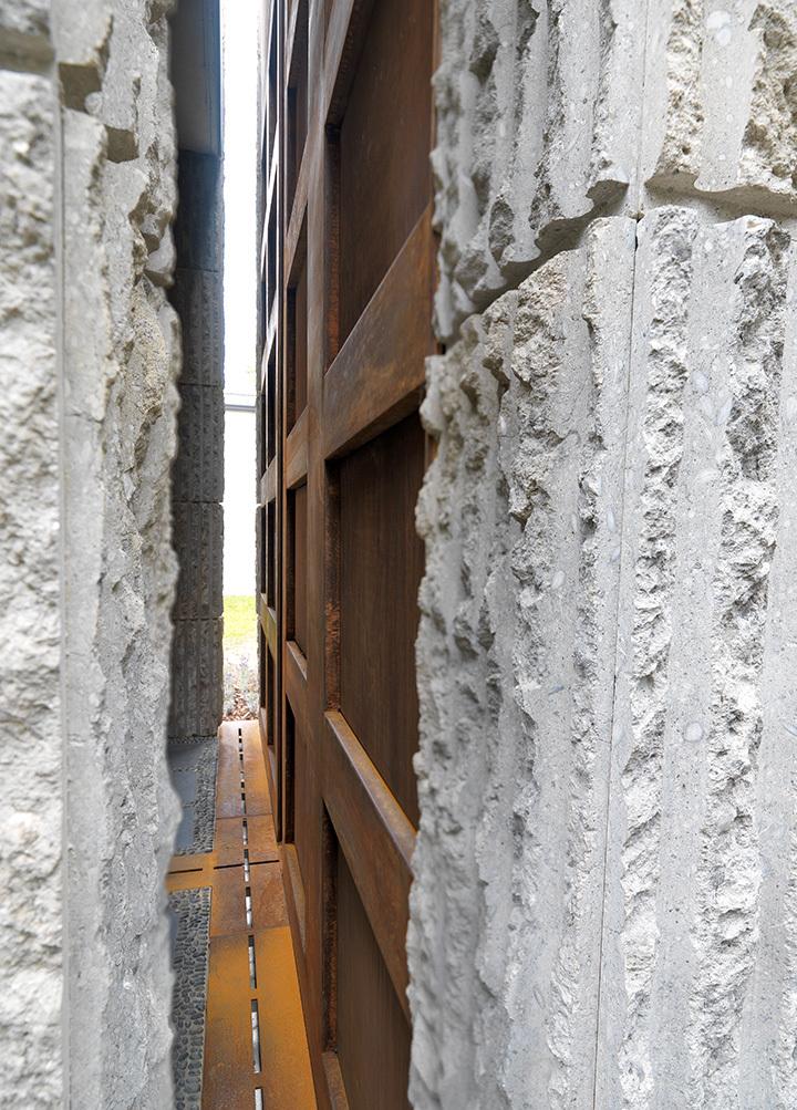 Cappella Funeraria privata – Fino Mornasco (Como) – Italy