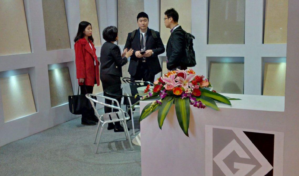 Tutto pronto per The 17th China Xiamen International Stone Fair