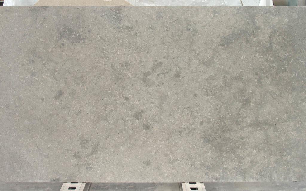 Lastra di pietra grigia - grigio alpi levigato