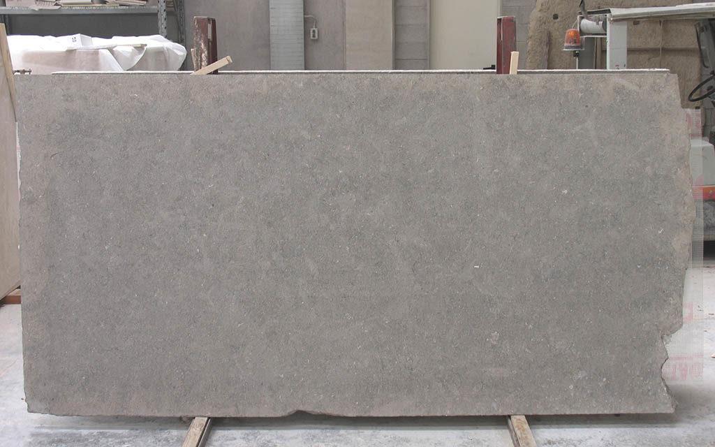 Lastra di pietra grigia - grigio argento