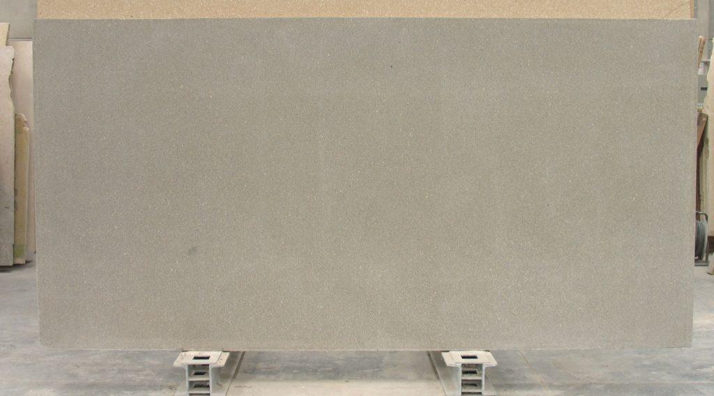 Lastra di pietra grigia levigata Pietranova