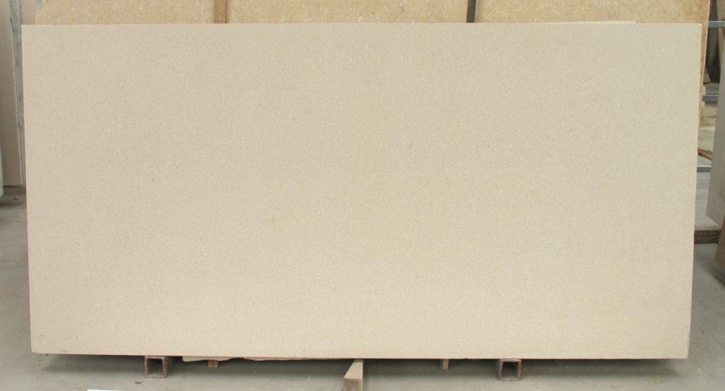Lastra di pietra - Pietranova bianca levigata