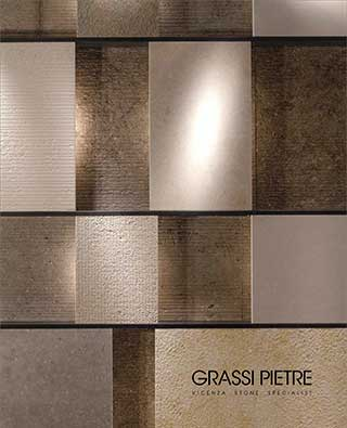 Grassi Pietre Main Catalogue 2020