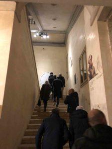 Palladio Museum 6 dicembre 2019 - ingresso