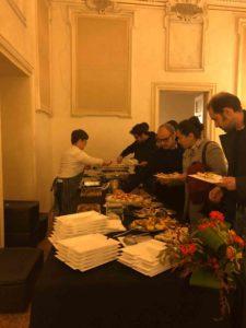 Palladio Museum 6 dicembre 2019 - buffet