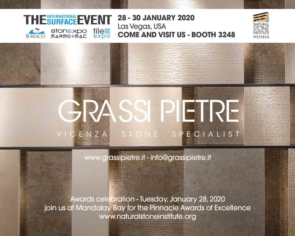 The International Surface Event Grassi Pietre