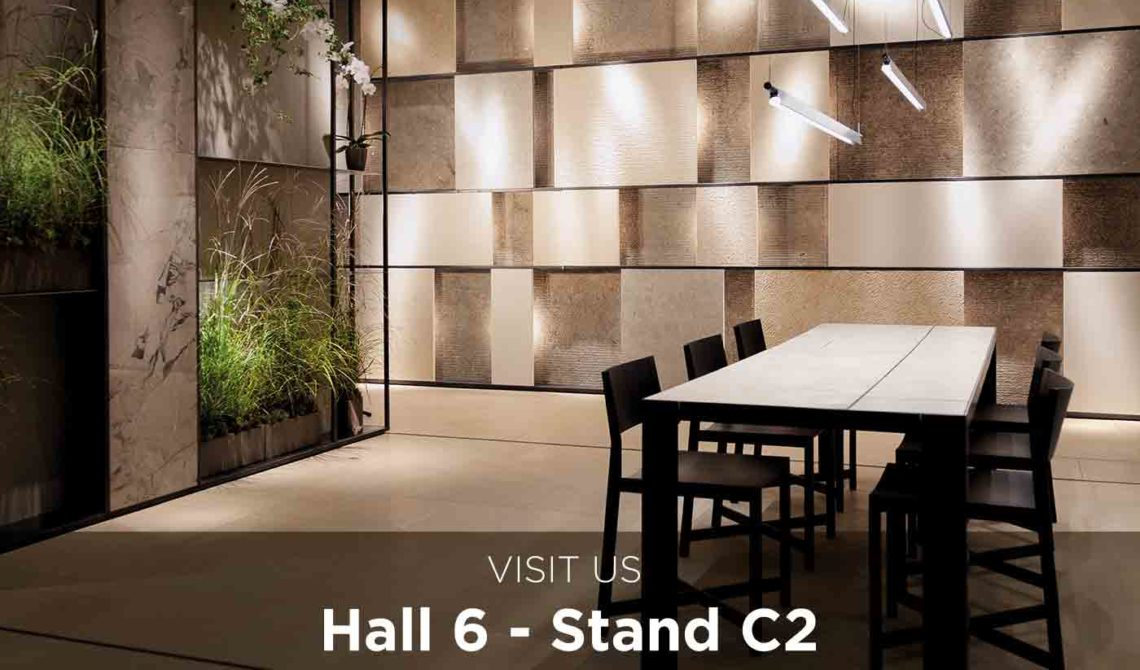 Marmomac trade show 2019 is almost upon us! Verona, September 25th-28th