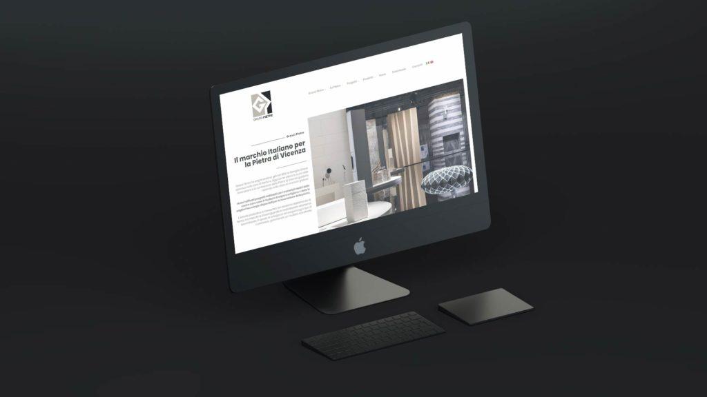 Grassi Pietre - Nuovo sito web