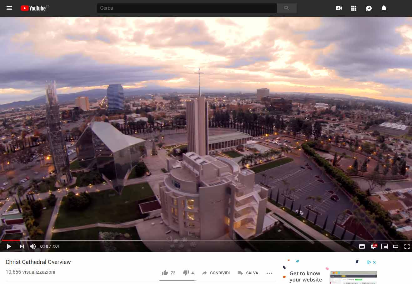 Video Christ Cathedral Overwiev