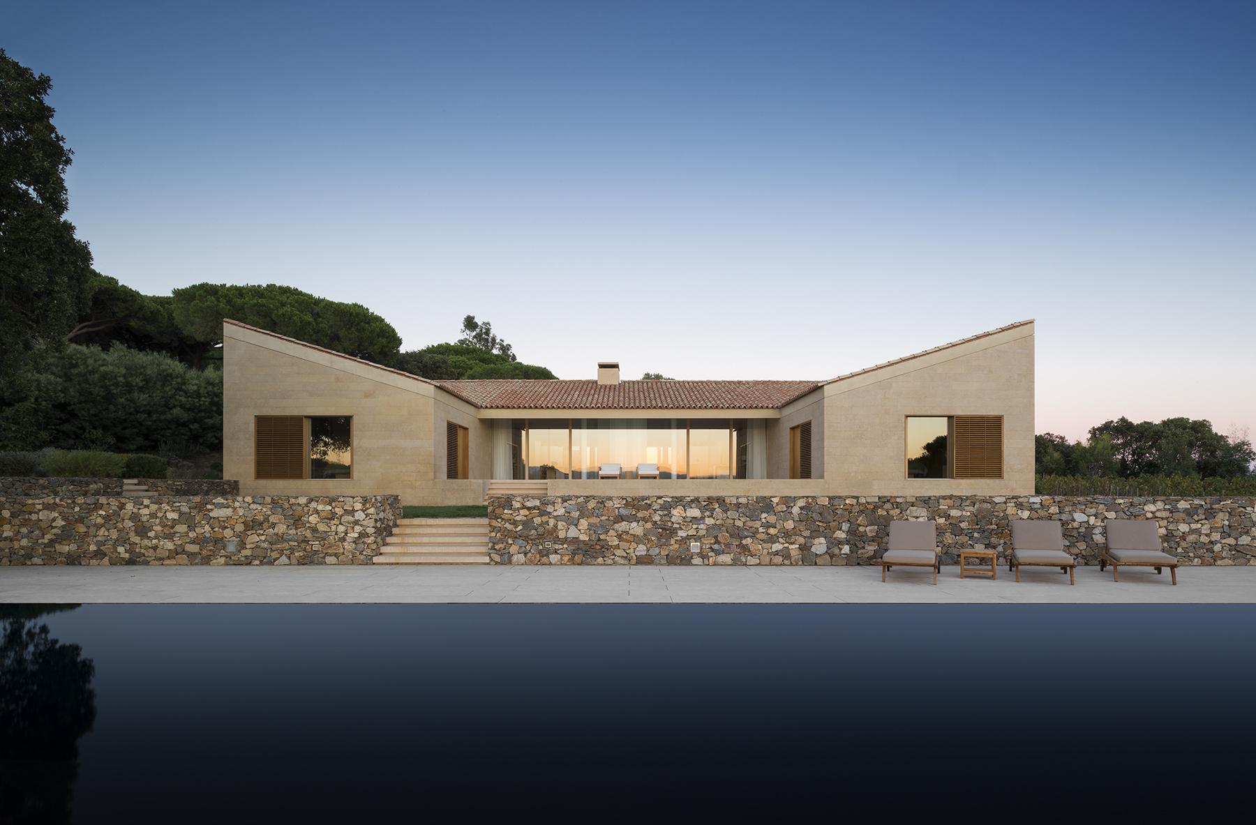 St Tropez Villa
