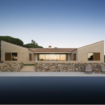 Giallo Dorato - Villa a St Tropez
